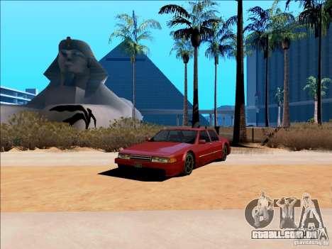 ENBSeries v1.1 para GTA San Andreas sétima tela