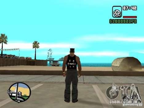 Mike Rammstein para GTA San Andreas terceira tela