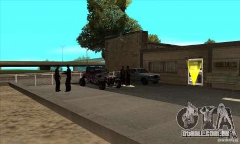 Renovação de escolas em San Fierro V 2.0 Final d para GTA San Andreas terceira tela
