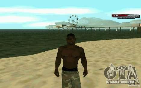 James Woods HD Skin para GTA San Andreas