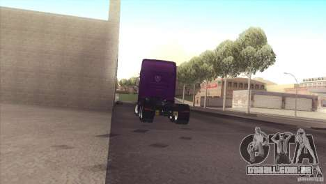 Scania Euro 5 R700 V8 para GTA San Andreas
