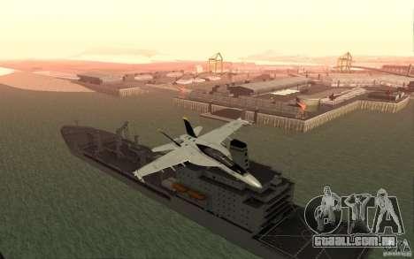 CSG-11 para GTA San Andreas terceira tela