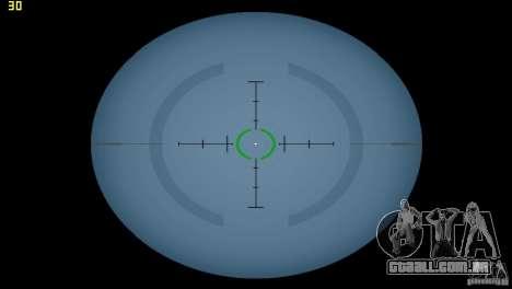 Mira óptica de GTA 5 para GTA Vice City