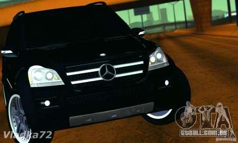 Mercedes-Benz GL500 V.2 para GTA San Andreas vista direita
