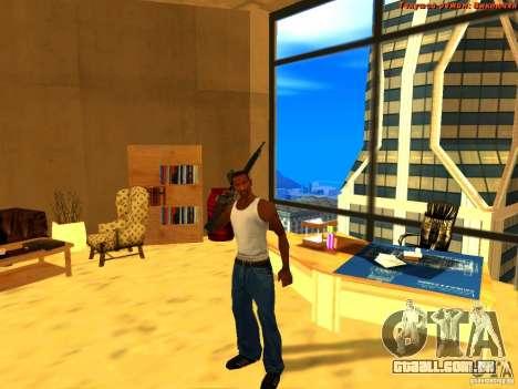 New Animations V1.0 para GTA San Andreas