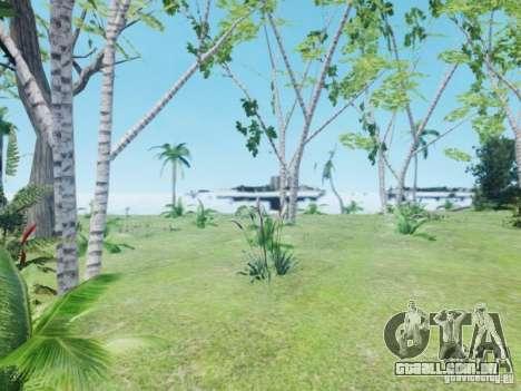 Lost Island IV v1.0 para GTA 4 por diante tela