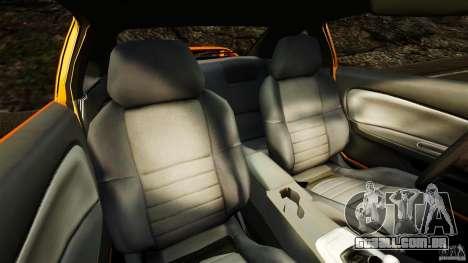 Nissan Silvia S15 Stock para GTA 4 vista interior