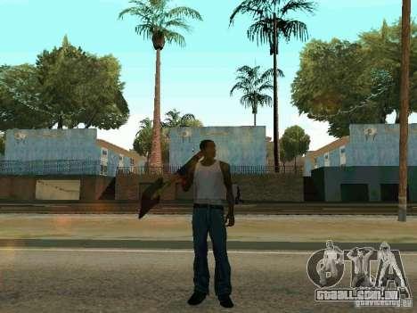 Lopatomët para GTA San Andreas sexta tela