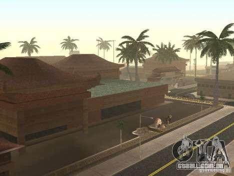 New Chinatown para GTA San Andreas segunda tela