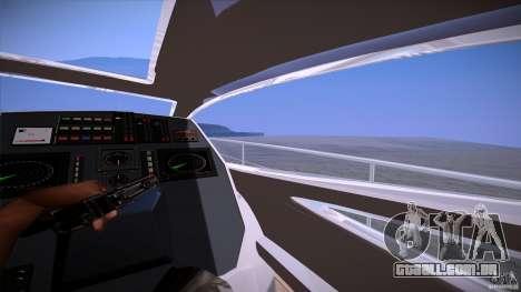 First Person Mod v2 para GTA San Andreas sexta tela