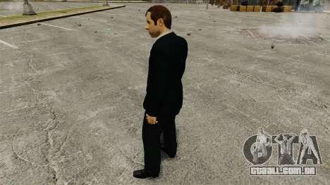 Vin Diesel para GTA 4 quinto tela