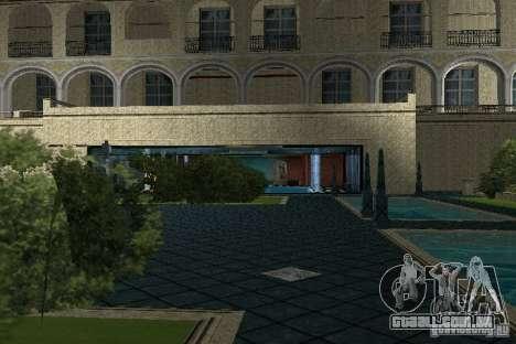New Mansion para GTA Vice City quinto tela