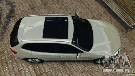 BMW X1 para GTA 4 vista direita