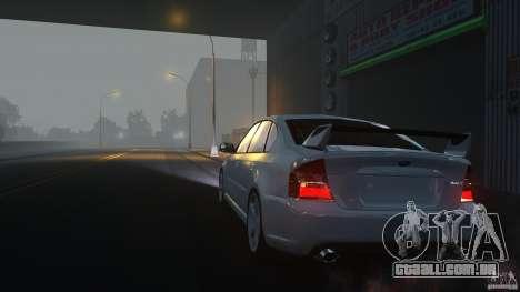 PhotoRealistic ENB V.2 Mid End PCs para GTA 4 sexto tela