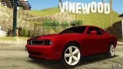 Dodge Challenger SRT-8 para GTA San Andreas