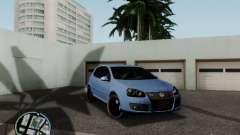 Volkswagen Golf V R32 Black edition para GTA San Andreas