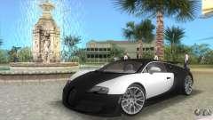 Bugatti ExtremeVeyron para GTA Vice City