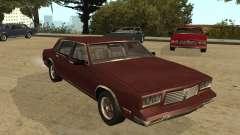 Eon Tahoma para GTA San Andreas