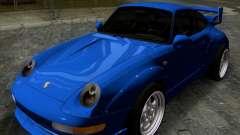 Porsche 911 GT2 RWB Dubai SIG EDTN 1995 para GTA San Andreas