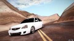 VAZ 2172 branco para GTA San Andreas