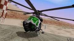 AH-2 Сrysis 50 C.E.L.L. helicóptero