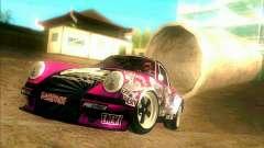 Porsche 911 Pink Power