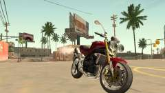 Bike Triumph para GTA San Andreas