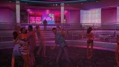 Dança mod para gta vice city