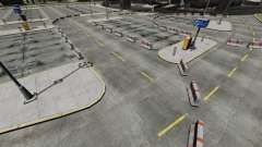 Drift-pista no aeroporto para GTA 4