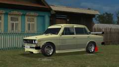 VAZ 2106 Sparco Tuning
