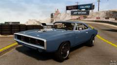 Dodge Charger RT 1970 para GTA 4