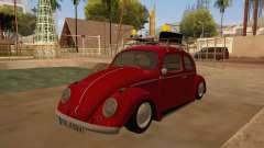 VW Beetle 1966 para GTA San Andreas
