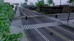 Estrada de HD v 3.0 para GTA San Andreas