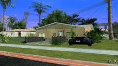 Novas texturas casa em Los Santos Denis