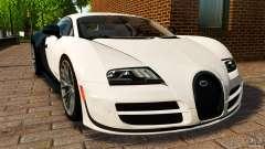 Bugatti Veyron 16.4 Super Sport 2011 [EPM] para GTA 4