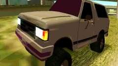 Ford Bronco 1990 para GTA San Andreas