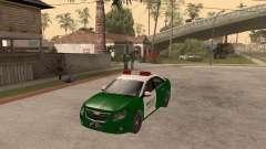 Chevrolet Cruze Carabineros Police