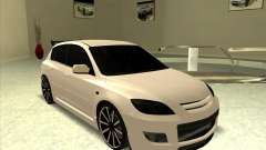 Mazda Speed 3 Stance v.2