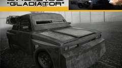 Gladiador de 2105 VAZ para GTA San Andreas