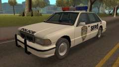 Updated SFPD para GTA San Andreas