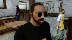 Óculos de aviador para GTA San Andreas