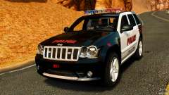 Jeep Grand Cherokee SRT8 2008 Police [ELS]
