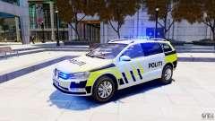 Volkswagen Passat B7 Variant 2012 para GTA 4