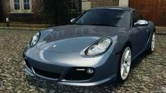 Porsche Cayman R 2012 para GTA 4