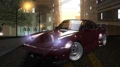 Porsche 911 Turbo RWB para GTA San Andreas