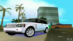 Land Rover Range Rover Supercharged 2008 para GTA Vice City