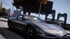 Chevrolet Corvette C5 2001 EPM para GTA 4