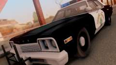 Dodge Monaco 1974 California Highway Patrol