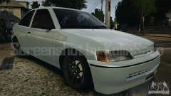 Ford Escort L 1994 Custom para GTA 4