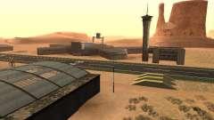 O novo aeroporto